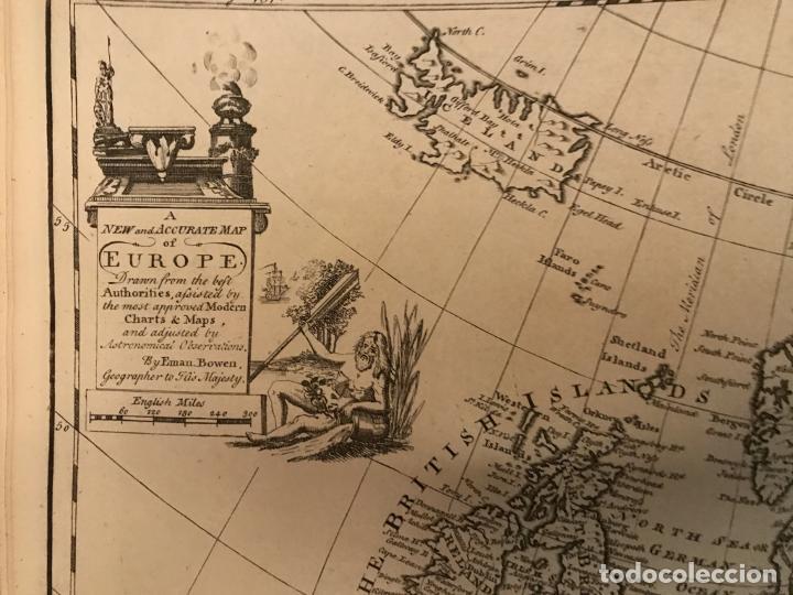 Libros antiguos: Navigantium atque Itinerantium Bibliotheca..., tomo 2, 1764. John Harris. Grandes grabados - Foto 27 - 234741610