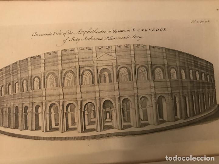 Libros antiguos: Navigantium atque Itinerantium Bibliotheca..., tomo 2, 1764. John Harris. Grandes grabados - Foto 28 - 234741610