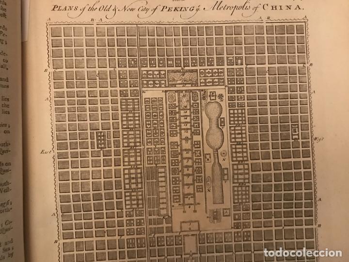 Libros antiguos: Navigantium atque Itinerantium Bibliotheca..., tomo 2, 1764. John Harris. Grandes grabados - Foto 30 - 234741610