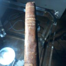 Libros antiguos: DICCIONARIO GEOGRÁFICO UNIVERSAL. ANTONIO MONTPALAU . TOMO TERCERO . 1793. Lote 234885390