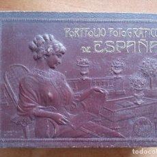 Libri antichi: PORTFOLIO FOTOGRÁFICO DE ESPAÑA : ARAGÓN,BALEARES,CATALUÑA,VALENCIA TOMO I. Lote 235636530