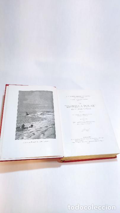Libros antiguos: La estrella polar en el mar Ártico. S.A.R. El duque de los Abruzos. 1899-1900. Barcelona. 1903. - Foto 4 - 236021785