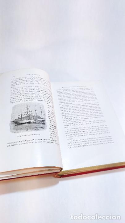 Libros antiguos: La estrella polar en el mar Ártico. S.A.R. El duque de los Abruzos. 1899-1900. Barcelona. 1903. - Foto 8 - 236021785