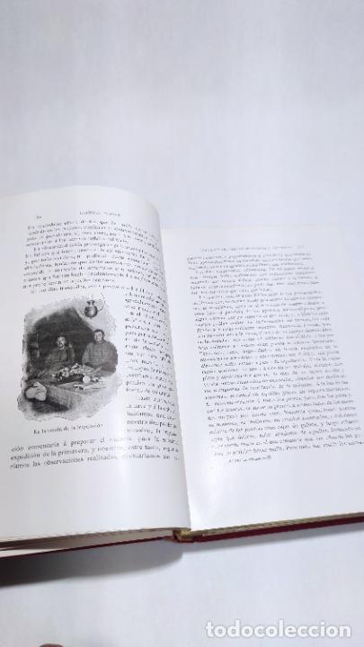 Libros antiguos: La estrella polar en el mar Ártico. S.A.R. El duque de los Abruzos. 1899-1900. Barcelona. 1903. - Foto 10 - 236021785