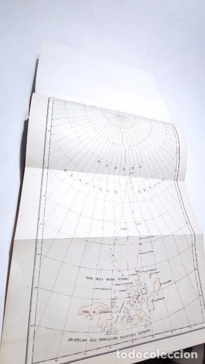 Libros antiguos: La estrella polar en el mar Ártico. S.A.R. El duque de los Abruzos. 1899-1900. Barcelona. 1903. - Foto 14 - 236021785