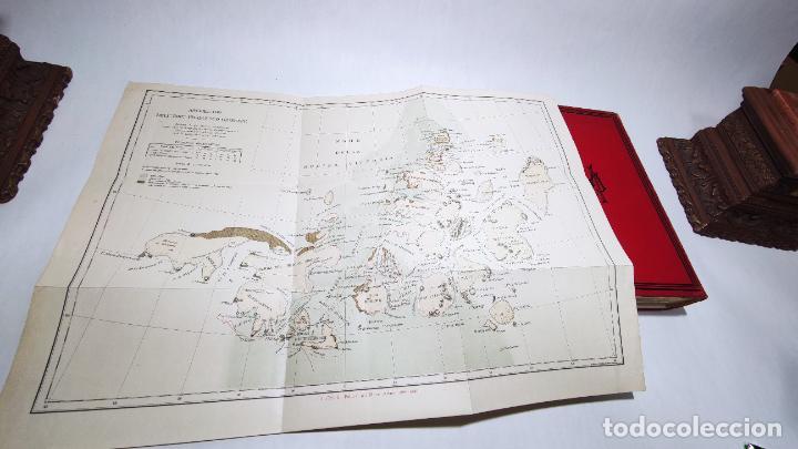 Libros antiguos: La estrella polar en el mar Ártico. S.A.R. El duque de los Abruzos. 1899-1900. Barcelona. 1903. - Foto 17 - 236021785