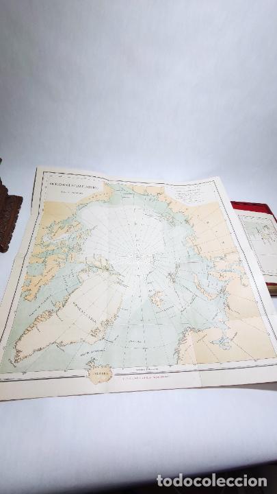 Libros antiguos: La estrella polar en el mar Ártico. S.A.R. El duque de los Abruzos. 1899-1900. Barcelona. 1903. - Foto 19 - 236021785