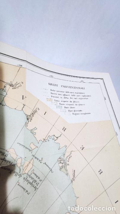 Libros antiguos: La estrella polar en el mar Ártico. S.A.R. El duque de los Abruzos. 1899-1900. Barcelona. 1903. - Foto 20 - 236021785