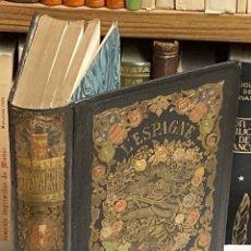 Libros antiguos: AÑO 1852 - VOYAGE PITTORESQUE EN ESPAGNE ET EN PORTUGAL - LIBRO DE VIAJES POR ESPAÑA CON GRABADOS. Lote 236594625