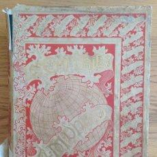 Libri antichi: MAGNIFICA OBRA MONUMENTAL. LAS CAPITALES DEL MUNDO. BARCELONA, HEINRICH Y COMPª, 1893, 33X22 CM. Lote 237852410