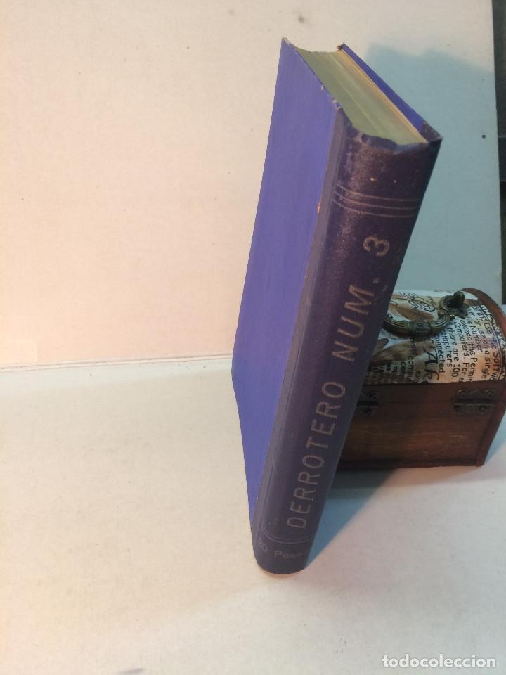 Libros antiguos: Derrotero de las Costas del Mediterráneo. Num. 3. 1938 - Foto 2 - 238145285
