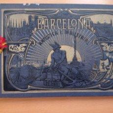 Livres anciens: ALBUM BARCELONA ARTÍSTICA E INDUSTRIAL 1912 GÜELL GAUDÍ FOTOGRAFÍAS. Lote 239431140