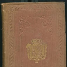 Libros antiguos: GUÍA DE FORASTEROS EN MADRID PARA EL AÑO 1857.. Lote 239771830