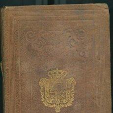 Libros antiguos: GUÍA DE FORASTEROS EN MADRID PARA EL AÑO 1861.. Lote 239772510