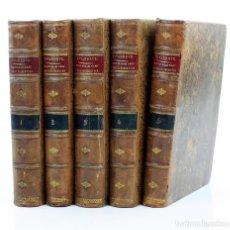 Libros antiguos: VIAJES Y DESCUBRIMIENTOS QUE HICIERON POR MAR LOS ESPAÑOLES, IMP. NACIONAL, FERNANDEZ DE NAVARRETE.. Lote 240394855