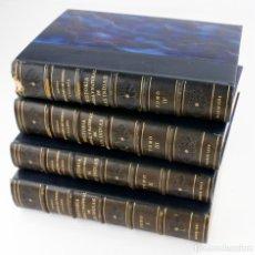 Libros antiguos: HISTORIA GENERAL Y NATURAL DE LAS INDIAS, 4 TOMOS, 1851- 1855, FERNÁNDEZ DE OVIEDO, MADRID.. Lote 241867505