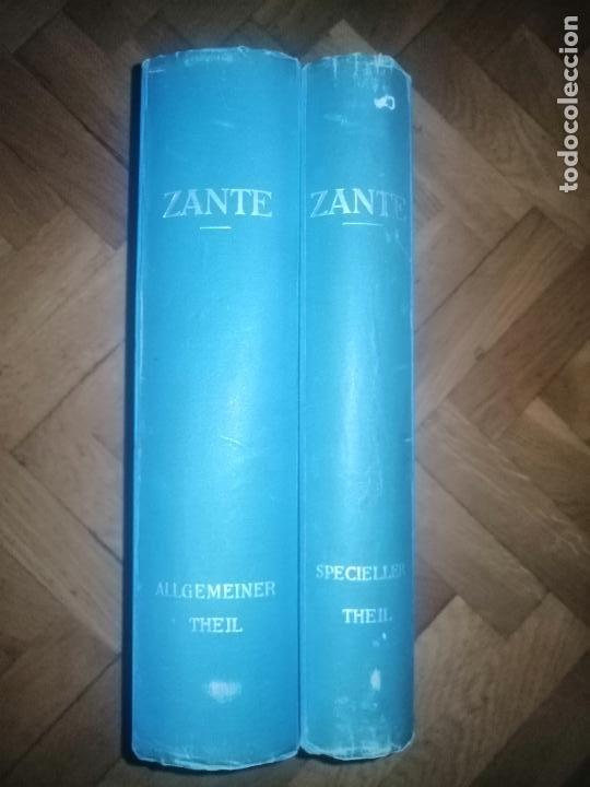 Libros antiguos: Zante. 2 volumenes . Principe Ludwig Salvator, Erzherzog Von Österreich. Praga 1904. - Foto 2 - 241974110