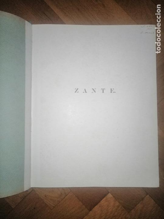 Libros antiguos: Zante. 2 volumenes . Principe Ludwig Salvator, Erzherzog Von Österreich. Praga 1904. - Foto 3 - 241974110