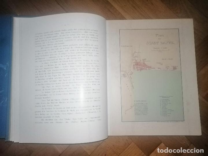 Libros antiguos: Zante. 2 volumenes . Principe Ludwig Salvator, Erzherzog Von Österreich. Praga 1904. - Foto 6 - 241974110