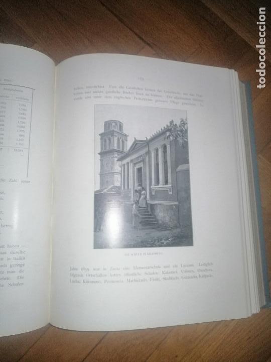 Libros antiguos: Zante. 2 volumenes . Principe Ludwig Salvator, Erzherzog Von Österreich. Praga 1904. - Foto 18 - 241974110