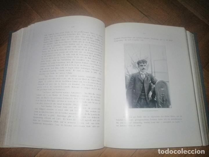 Libros antiguos: Zante. 2 volumenes . Principe Ludwig Salvator, Erzherzog Von Österreich. Praga 1904. - Foto 20 - 241974110