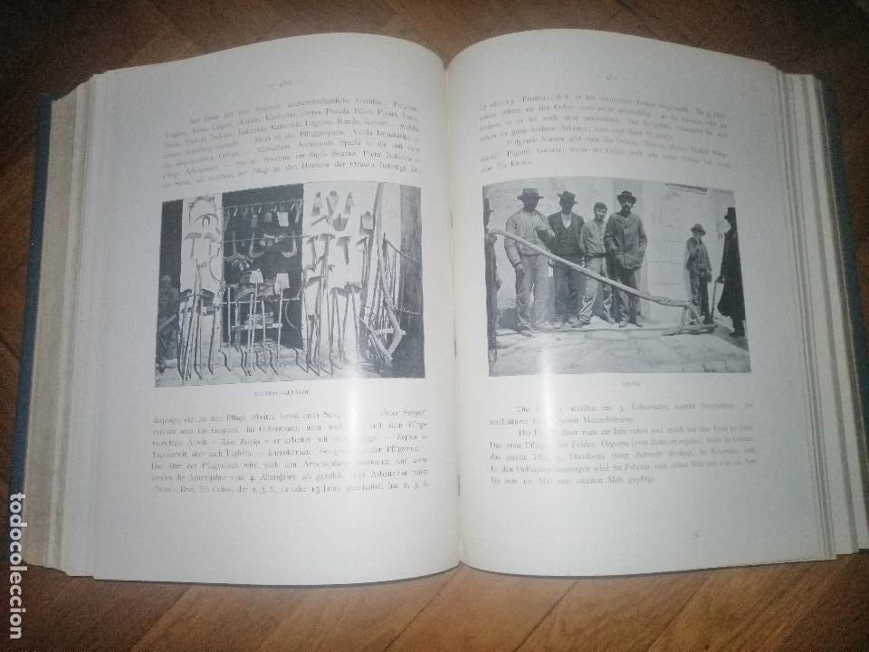 Libros antiguos: Zante. 2 volumenes . Principe Ludwig Salvator, Erzherzog Von Österreich. Praga 1904. - Foto 21 - 241974110