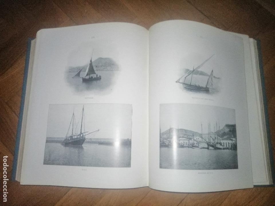 Libros antiguos: Zante. 2 volumenes . Principe Ludwig Salvator, Erzherzog Von Österreich. Praga 1904. - Foto 22 - 241974110