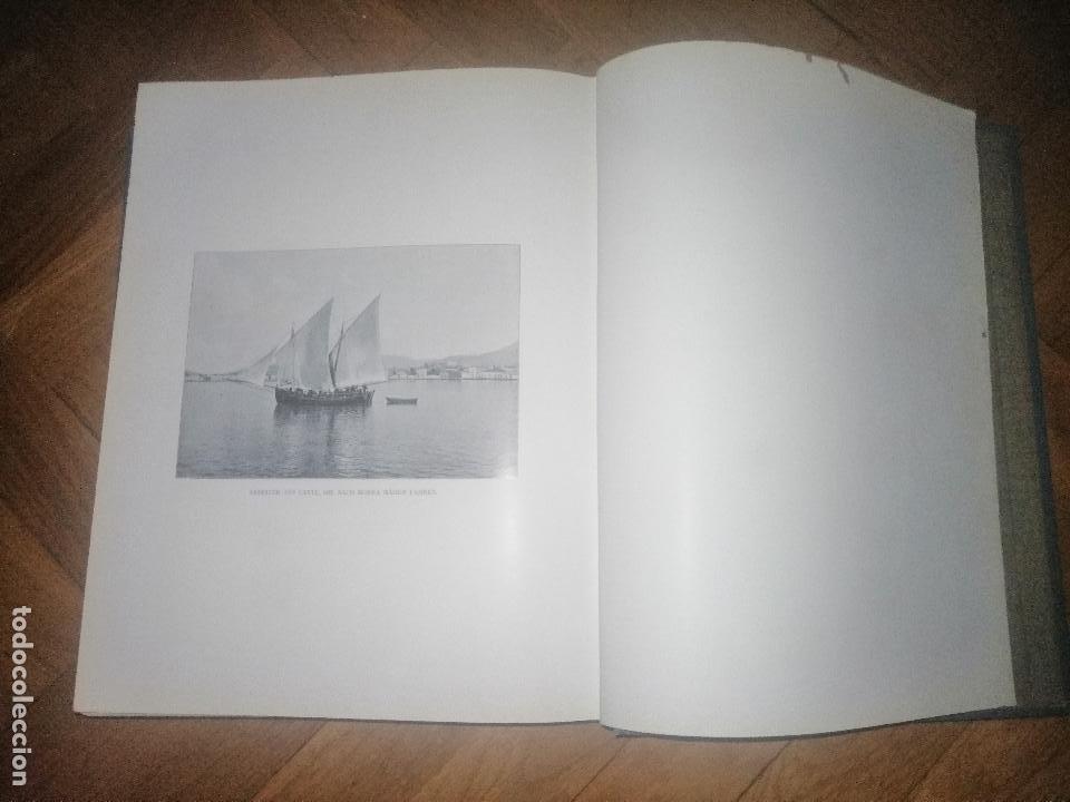 Libros antiguos: Zante. 2 volumenes . Principe Ludwig Salvator, Erzherzog Von Österreich. Praga 1904. - Foto 23 - 241974110