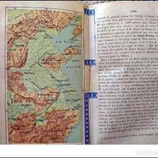 Livros antigos: AÑO 1896: GEOGRAFÍA DE ASÍA, ÁFRICA Y OCEANÍA. LIBRO DEL SIGLO XIX.. Lote 243121805