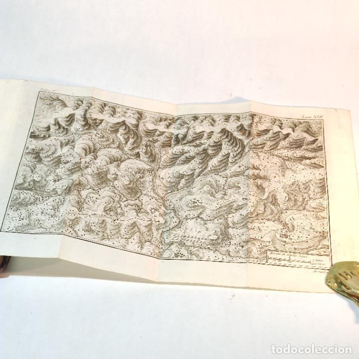 Libros antiguos: Tratado de castramentación ó arte de campar. D. Vicente Ferraz. Imprenta Real. 1800. - Foto 18 - 243434230