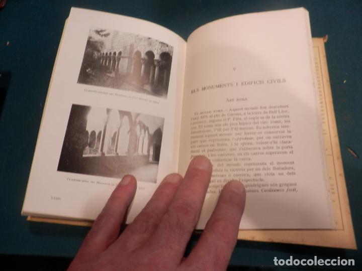 Libros antiguos: LA CIUTAT DE GIRONA - VOL. I + II - 2 LIBROS EN CATALÀ DE CARLES RAHOLA - EDITORIAL BARCINO 1929 - Foto 4 - 243532775