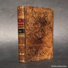 Libros antiguos: 1799 - INDIOS IROQUESES - CANADA - CARTA DE SEBASTIAN RASLES - CANADA - EL VIAGERO UNIVERSAL. Lote 244002190