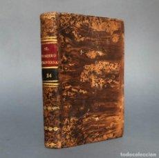 Libros antiguos: 1800 ALEMANIA - HOLANDA - BELGICA - COLONIA - SUABIA - EL VIAGERO UNIVERSAL - VIAJES. Lote 244002630