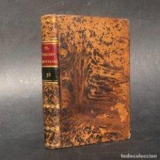 Libros antiguos: 1801 - NÁPOLES - SICILIA - POMPEYA - HERCULANO - MAGNA GRECIA - EL VIAGERO UNIVERSAL. Lote 244003555