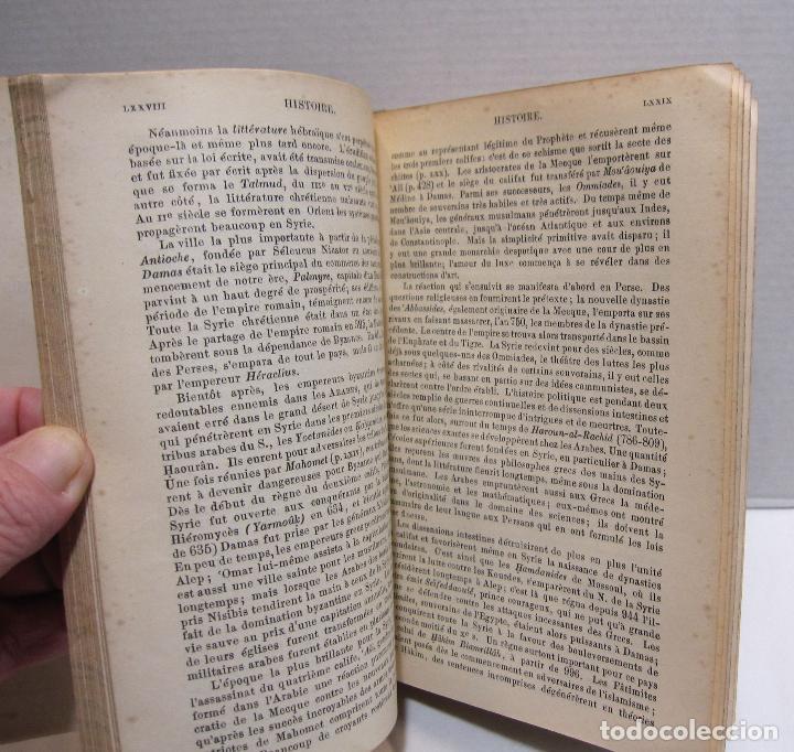 Libros antiguos: BAEDEKER, Karl. Palestine et Syrie... a travers la Mesoptamie et la Babylonie. L'ILE DE CHYPRE 1912 - Foto 4 - 244877475