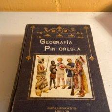 Libros antiguos: GEOGRAFÍA PINTORESCA. Lote 245109125