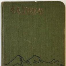 Libros antiguos: PIRINEU CATALÀ. GUIA ITINERARI. RIPOLLÉS. - TORRAS, CÉSAR AUGUST.. Lote 245196640