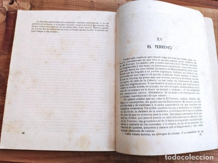 Libros antiguos: VIAJE A MALLORCA. JOSÉ MARIA SALAVERRIA. VICH. INCA - PALMA DE MALLORCA. 1934. - Foto 5 - 245375305