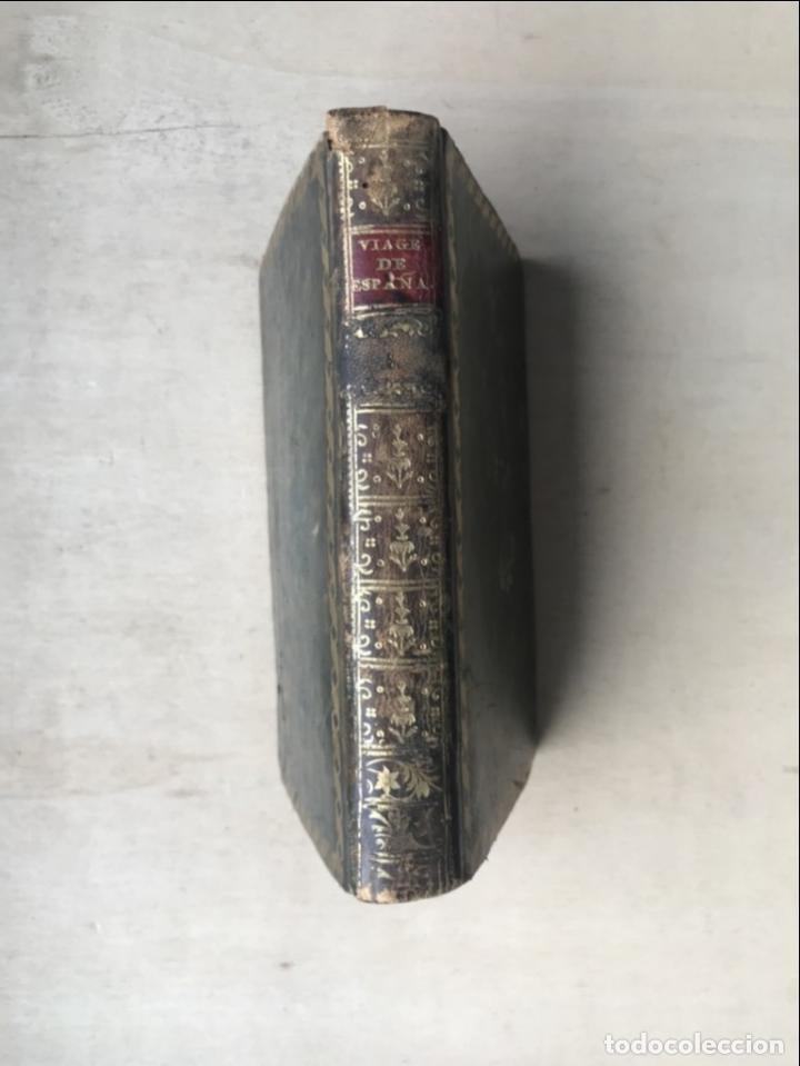 Libros antiguos: Viage de España,...tomo I, 1776. Antonio Ponz. Grabados - Foto 3 - 245385670