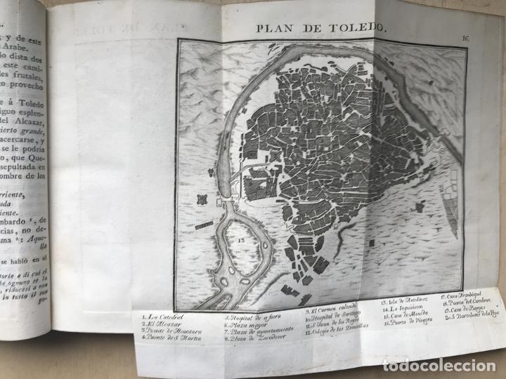 Libros antiguos: Viage de España,...tomo I, 1776. Antonio Ponz. Grabados - Foto 8 - 245385670