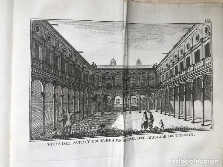 Libros antiguos: Viage de España,...tomo I, 1776. Antonio Ponz. Grabados - Foto 9 - 245385670