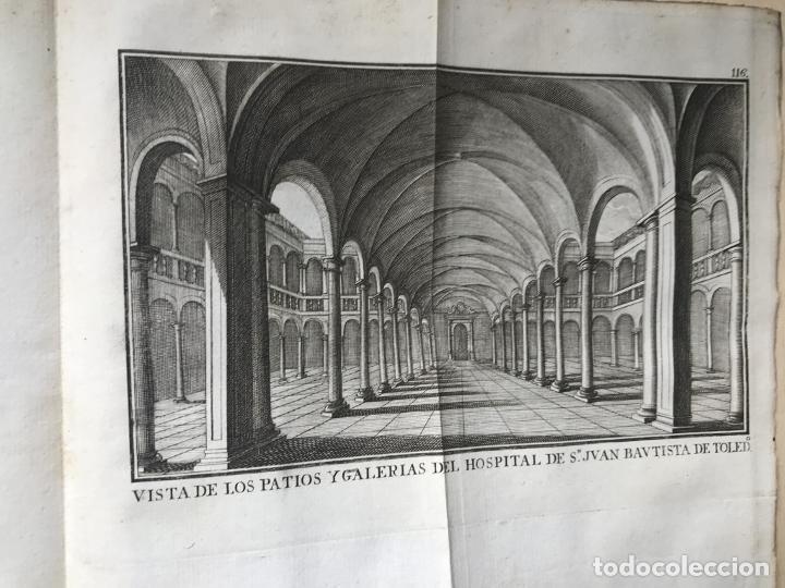 Libros antiguos: Viage de España,...tomo I, 1776. Antonio Ponz. Grabados - Foto 10 - 245385670