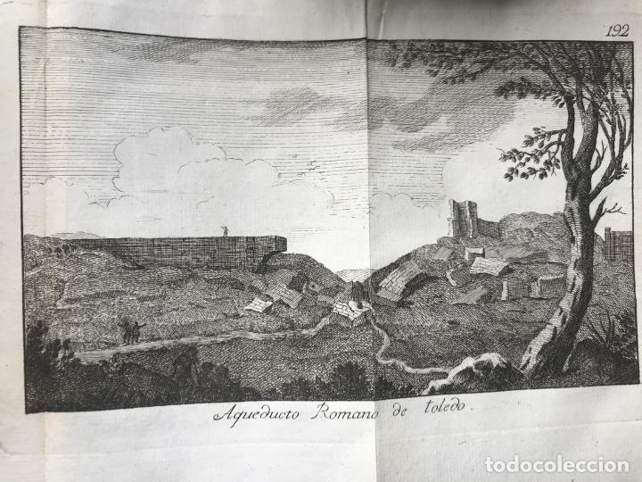 Libros antiguos: Viage de España,...tomo I, 1776. Antonio Ponz. Grabados - Foto 14 - 245385670