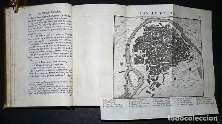 Libros antiguos: Viage de España,...tomo I, 1776. Antonio Ponz. Grabados - Foto 17 - 245385670