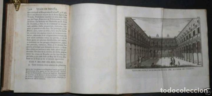 Libros antiguos: Viage de España,...tomo I, 1776. Antonio Ponz. Grabados - Foto 18 - 245385670