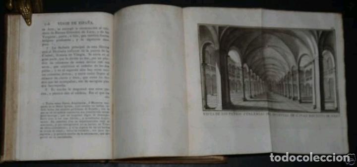 Libros antiguos: Viage de España,...tomo I, 1776. Antonio Ponz. Grabados - Foto 19 - 245385670