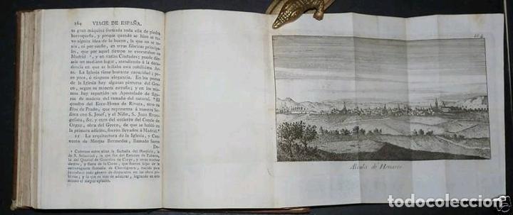 Libros antiguos: Viage de España,...tomo I, 1776. Antonio Ponz. Grabados - Foto 21 - 245385670
