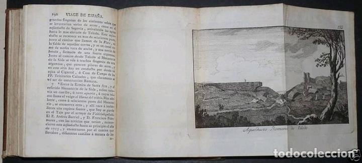Libros antiguos: Viage de España,...tomo I, 1776. Antonio Ponz. Grabados - Foto 22 - 245385670