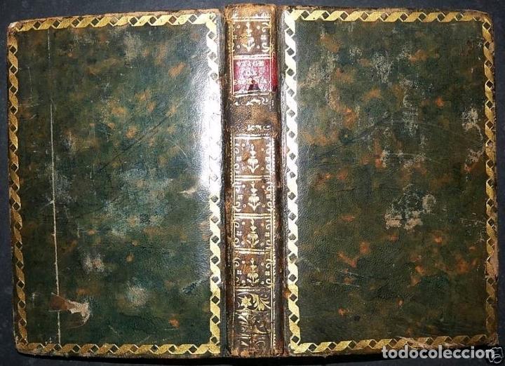 VIAGE DE ESPAÑA,...TOMO I, 1776. ANTONIO PONZ. GRABADOS (Libros Antiguos, Raros y Curiosos - Geografía y Viajes)