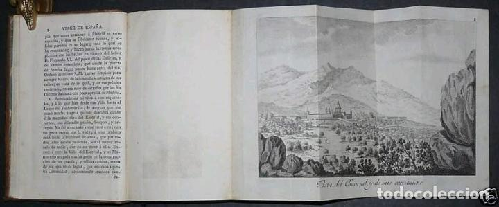 Libros antiguos: Viage de España,...tomo II, 1776. Antonio Ponz. Grabados - Foto 4 - 245393540